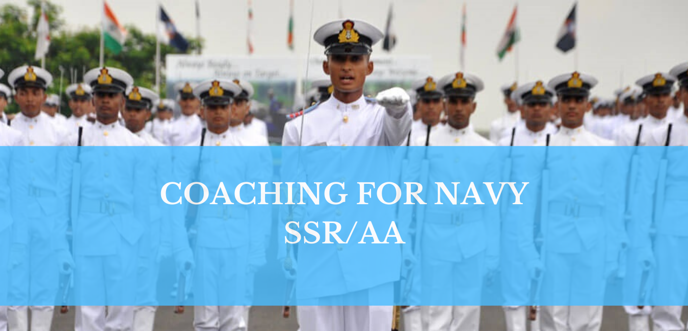 Coaching for NAVY SSR AA in Gurdaspur