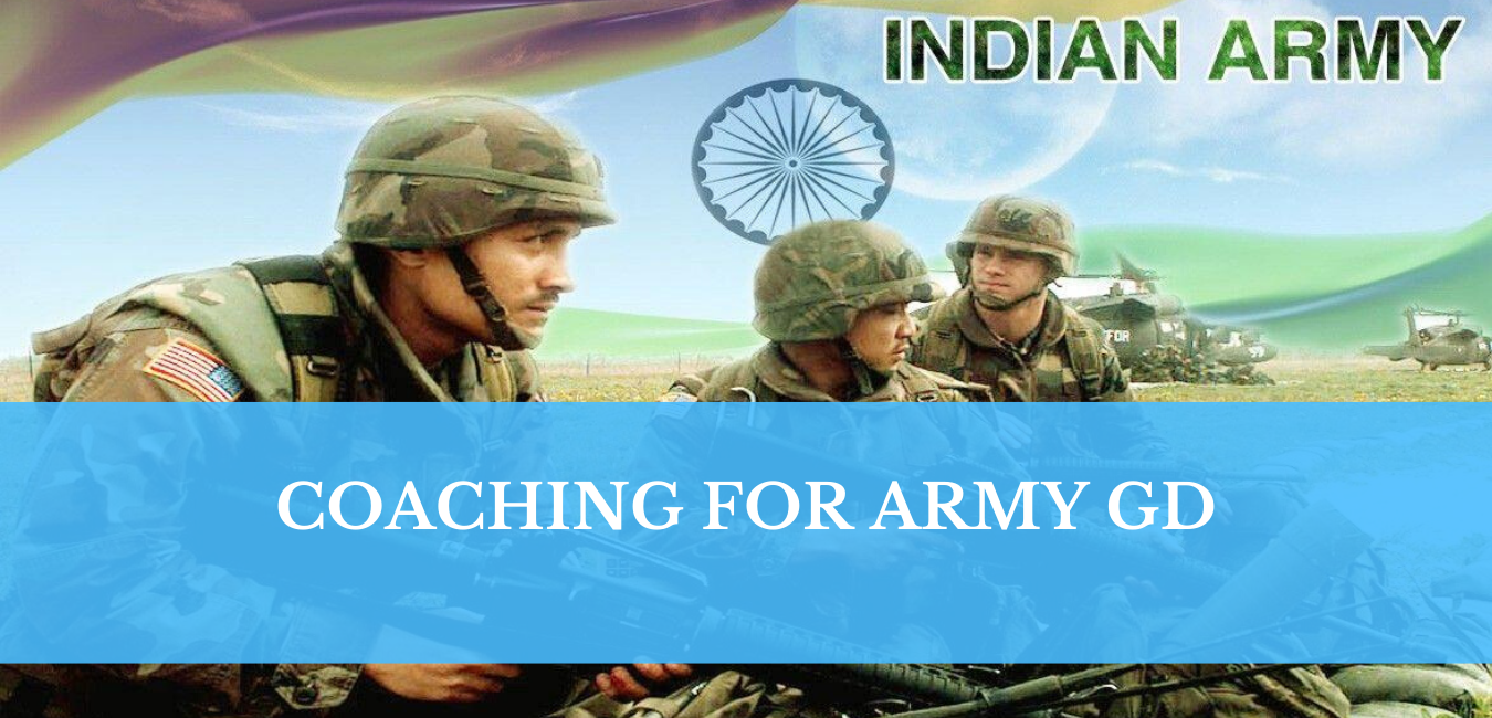 BEST Coaching for army Gd in Gurdaspur