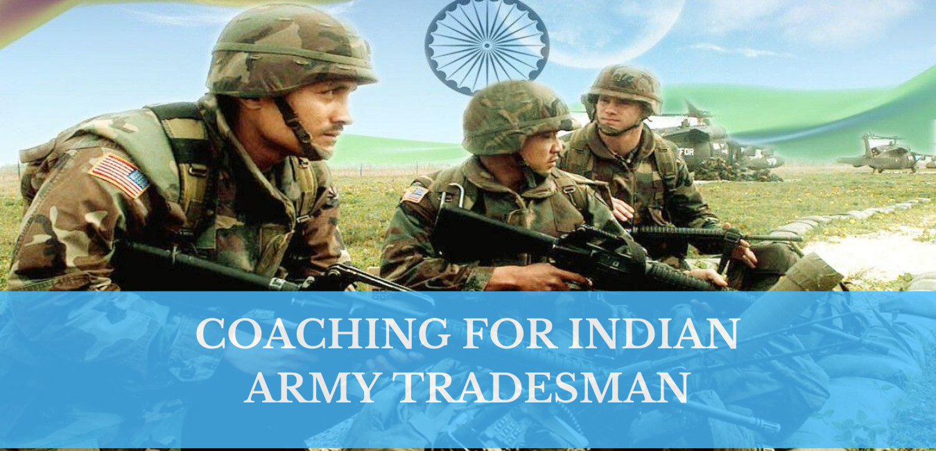 Coaching for army TRADESMAN in Gurdaspur
