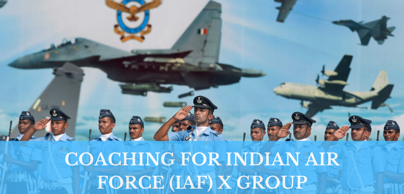 The Best Coaching Of Indian Air Force (Iaf) X Group In Gurdaspur