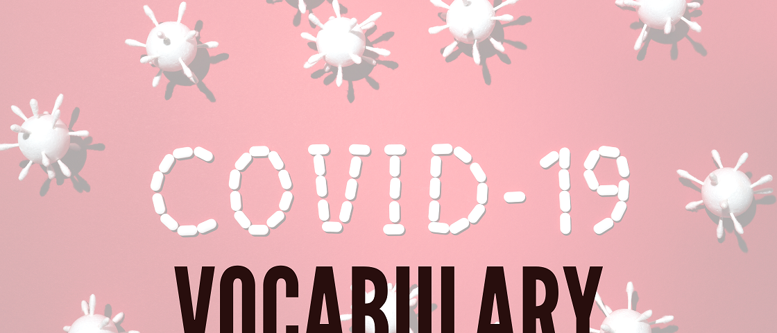 covid-19 vocabulary