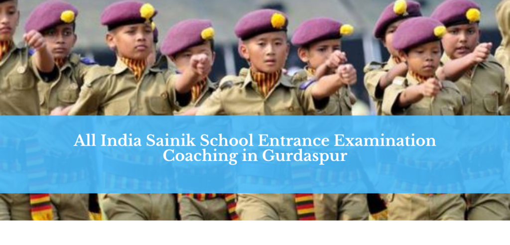 AISSEE Admission coaching in gurdaspur